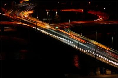 Symulacje ruchu - autostrady